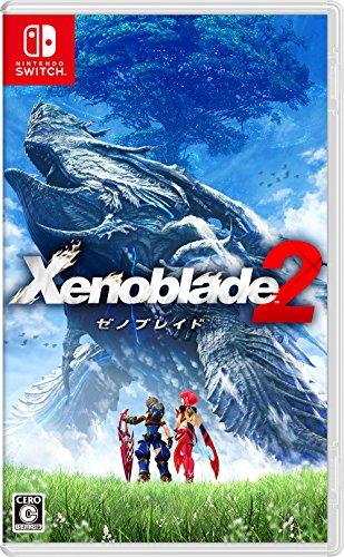 Xenoblade2 (ゼノブレイド2) 【オリジナルマリオグッズが抽選で当たるシリアルコード配信(2018/1/8注文分まで)】