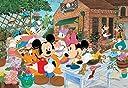 96ピース 子供向けパズル ディズニー みんなでガーデニング 【こどもジグソーパズル】