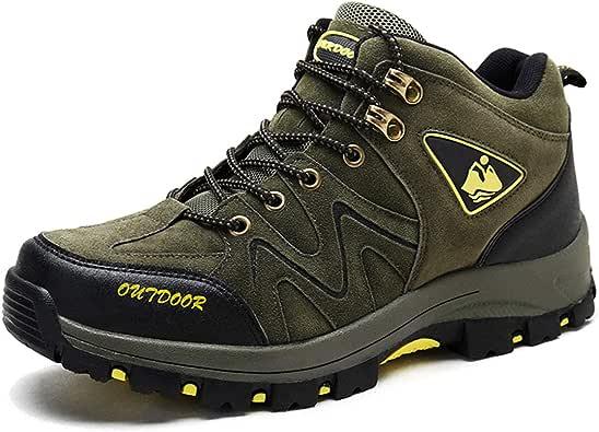 [Tao Yi Tao] 登山靴メンズ ハイキングシューズ トレッキングシューズ 防水 耐滑 多機能 3色展開