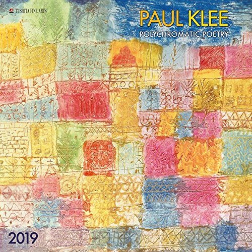 Paul Klee Polychromatic Poetry...