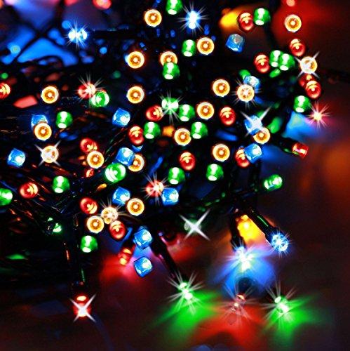 COOMATEC LED200球 クリスマス用 ガーデンライ...