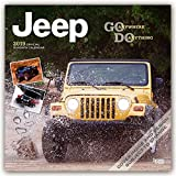 Jeep 2019 Calendar