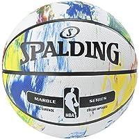 バスケットボール 7号球 屋外用 マーブルコレクション マルチ NBA公認 バスケ バスケット 83-636Z