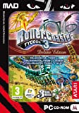 Rollercoaster Tycoon 3 Deluxe (PC) (輸入版)