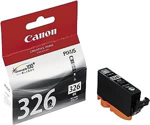 Canon 純正インクカートリッジ BCI-326 ブラック BCI-326BK