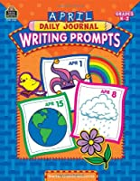 April Daily Journal Writing Prompts: Grades K-2