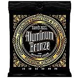 ERNIE BALL 2566 Aluminum Bronze Medium Light アコースティックギター弦×3セット