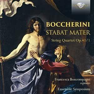 Stabat Mater: String Quartet Op.41/1