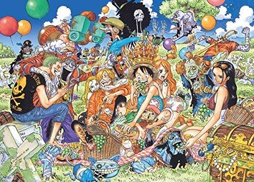 Japanese Anime One PieceルフィゾロMami Usopp Sanji – High Gradeラミネート加工ポスター