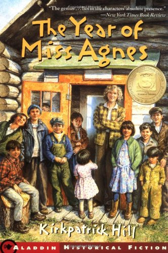 The Year of Miss Agnes (Aladdin Historical Fiction)の詳細を見る
