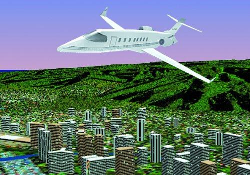 Microsoft Flight Simulator 98 / Game