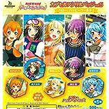 BanG Dream!ガールズバンドパーティ! カプセルアクリルバッジ vol.5 ハロー、ハッピーワールド! 全5種セット ガチャガチャ