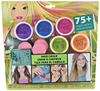 Style Me Up! Hair Chalk Multi Pack Kit-