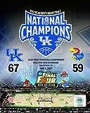 University of Kentucky Wildcats–2012年NCAAのバスケットボールChampions 8x 10フォト