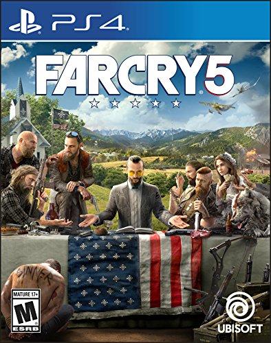 Far Cry 5 (輸入版:北米) -PS4...