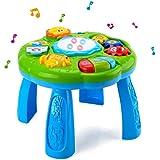 幼児用 楽器おもちゃ 赤ちゃんの知育玩具 ミュージカル ラーニングテーブル よくばりテーブル 赤ちゃん 知育玩具 おもちゃ