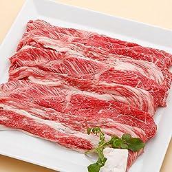 神戸牛 すき焼き肉 肩・肩バラ 600g(約3-4人前)お届け日時指定 無料