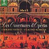 ヴィヴァルディ:オペラ序曲集 画像