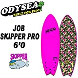 ODYSEA オディシーサーフボード [JOB SKIPPER 6'0 QUAD] PRO SERIES CATCHSURF キャッチサーフ ソフトボード スポンジボード