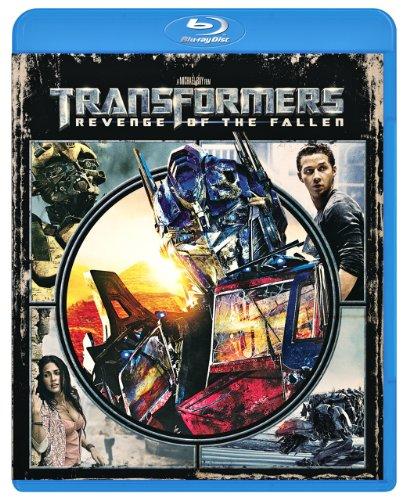 トランスフォーマー/リベンジ [Blu-ray]の詳細を見る