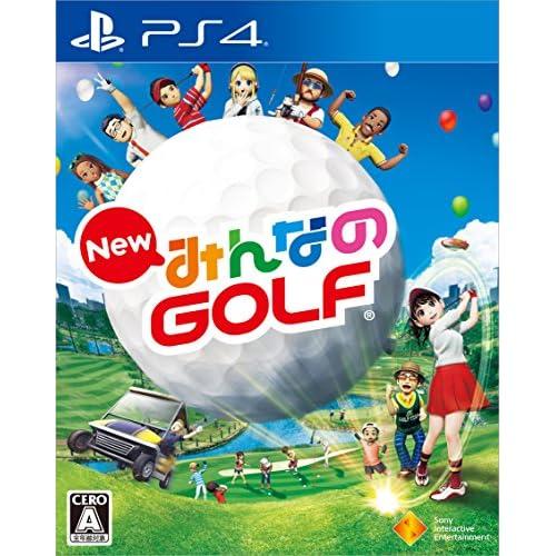 【PS4】New みんなのGOLF