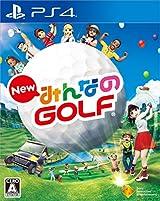 PS4用ゴルフゲームシリーズ新作「New みんなのGOLF」8月発売