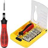 Fomatrade Precision Screwdriver Set,Professional 37 in 1 Screwdriver Set,Multi-function Repair Tool Kit for Repair iPhone,And
