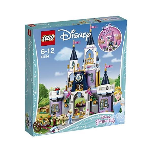 レゴ(LEGO) ディズニー シンデレラのお城 ...の商品画像