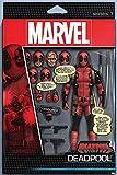 映画公開記念 DEADPOOL デッドプール - Deadpool (Action Figure) Maxi Poster/ポスター 【公式/オフィシャル】
