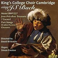 King's College Choir Sings J.S. Ba