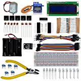 Raspberry Piで学ぶ電子工作 専用 実験キット 基本部品セット スターターパック (電子部品関連)