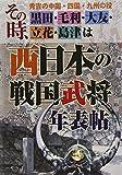 【近畿、中国、四国、九州の武将たちの動きを時系列で紹介する】秀吉の中国・四国・九州の役 その時...