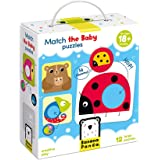 Match The Baby Age 18m+ Puzzle