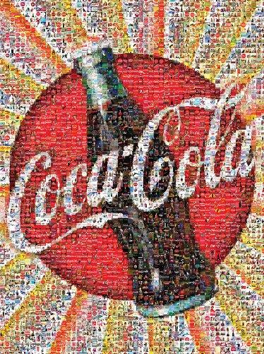 [バッファローゲーム]Buffalo Games CocaCola: Photomosaic 100...