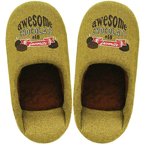 Cozydoors Cozydoors スリッパ Chocolate