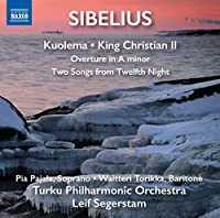Sibelius: Orchestral Works by Pia Pajala