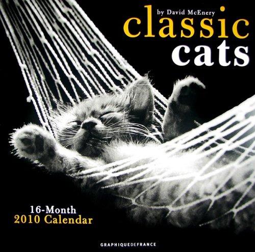 Classic Cats 2010 Calendar