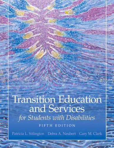 Download Transition Education and Services for Students with Disabilities 013505608X