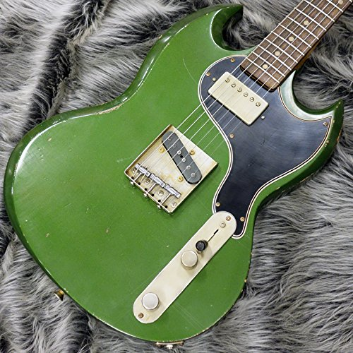 RS Guitarworks Stee 60's Cadillac Green【当店オーダー、キャデラックグリーンのStee】