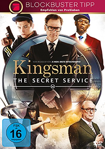 DVD * Kingsman: The Secret Service [Import anglais]