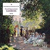 French Impressionist Gardens 2019 Calendar
