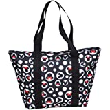 Disney Tote Travel Bag - Choose Print: Mickey Mouse Minnie Donald Goofy Pluto
