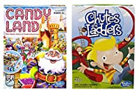 Candyland and Chutes and Ladders Board Games [並行輸入品]
