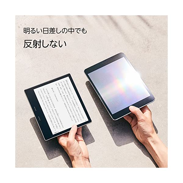 Kindle Oasis、電子書籍リーダー、W...の紹介画像4