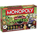 Monopoly モノポリー Teenage Mutant Ninja Turtles Collector's Edition Game 【並行輸入品】