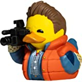 TUBBZ Back to The Future Marty McFly Collectible Rubber Duck Figurine – Official Back to The Future Merchandise – Unique Limi