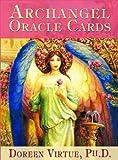 大天使オラクルカード日本語版説明書付