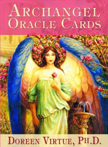 大天使オラクルカード日本語版説明書付の詳細を見る