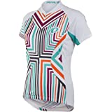 Pearl iZUMi - Ride Ride Women's Select LTD Short Sleeve Jersey, Psych White, X-Small