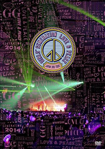 GIRLS' GENERATION  ~LOVE&PEACE~Japan 3rd Tour [DVD]